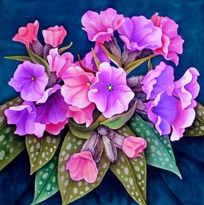 Silk silk painting pulmonaria mightylinksfo